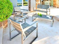 Salon de jardin détente bas d\'extérieur - eRegroupe.com