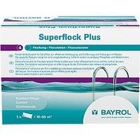 Floculant SUPERFLOCK (8 Cart.) pour filtre à SABLE