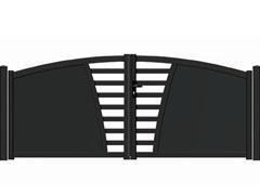 Portail & portillon aluminium