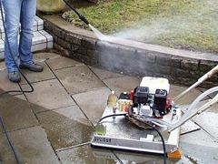Nettoyeur moteur essence