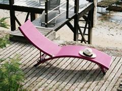 Bains de soleil & fauteuil de jardin
