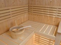Sauna traditionnel vapeur et bio