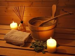 Accessoire sauna & poêle