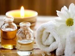 Huile essentielle et arôme spa