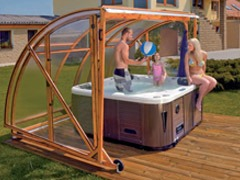 Abri spa & gazebo